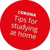 CORONA - Tips for studying at home